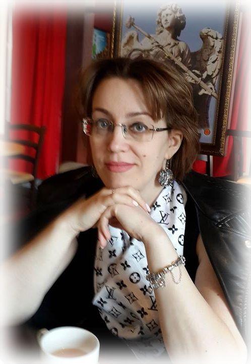 Наташа Флинт. Практикующий психолог, онлайн-тренер.
